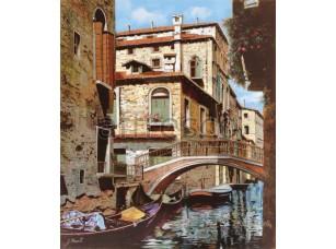 Фреска Венецианские дома, арт. 6868