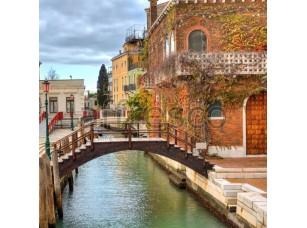 Фреска Венецианский мостик, арт. ID13083