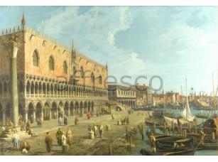 Фреска Венецианская площадь, арт. 4088