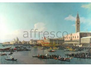 Фреска Венецианская архитектура, арт. 4087