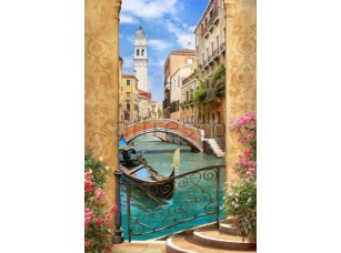 Фреска Гондолы на канале, арт. 6295