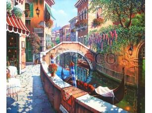 Фреска Венецианское кафе, арт. 6459
