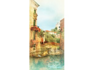 Фреска Вид с канала, арт. 6149