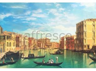 Фреска Венецианский пейзаж, арт. 4928