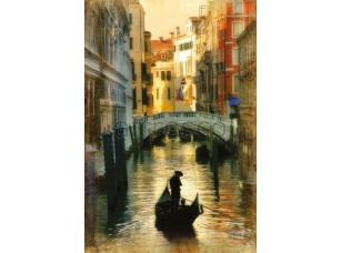 Фреска Гондольер на закате, арт. 6354