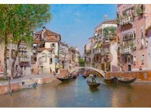 Фреска Гондолы на канале, арт. 6240