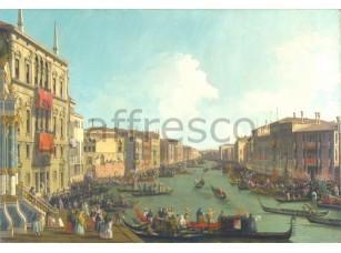 Фреска Венецианская набережная, арт. 4086