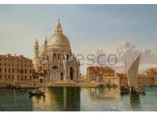 Фреска Вид с реки, арт. 6275
