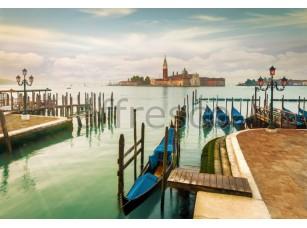 Фреска Венецианский пейзаж, арт. ID10386