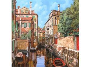 Фреска Венецианский канал, арт. 6788