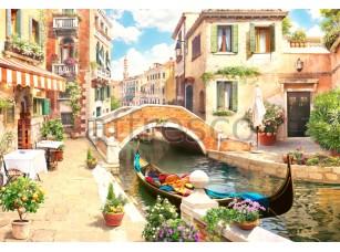 Фреска Венецианская улочка, арт. 6447