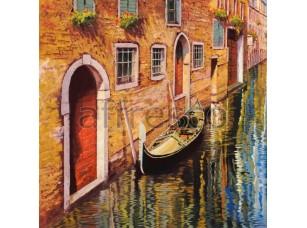 Фреска Гондолы в канале, арт. 6736