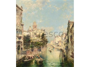 Фреска Вид Венеции, арт. 6272