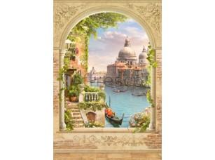 Фреска Арка с видом на Венецию, арт. 6536
