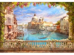 Фреска Вид Венеции, арт. 6401