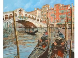 Фреска Венецианский пейзаж, арт. 6761