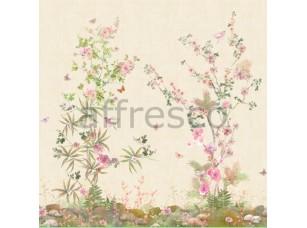Фреска В стиле шинуазри, арт. 6939