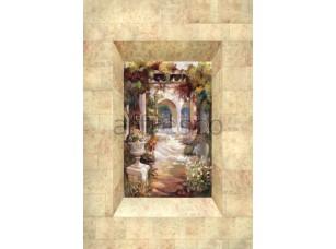 Фреска Вид из окна, арт. 4513