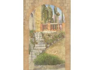 Фреска Арка с лестницей, арт. 4527