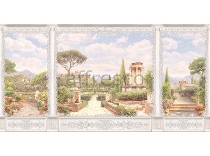 Фреска Античная Греция, арт. 6403