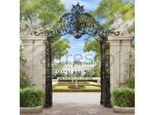 Фреска Вид на дворец, арт. 4998