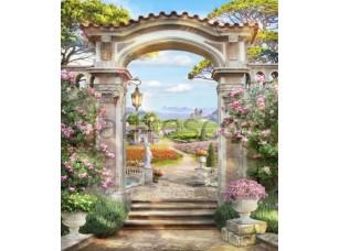 Фреска Арка в виноградники, арт. 6524