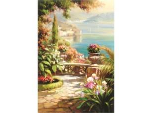 Фреска Вид на бухту, арт. 6362