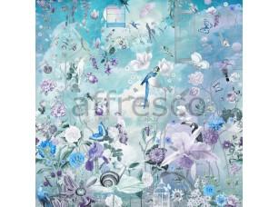 Фреска Сады и парки,  ID135753