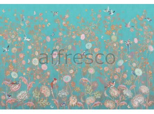 Фреска Сады и парки, арт. ID135731