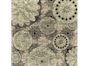 Фреска Геометрический орнамент круги, арт. ID135656