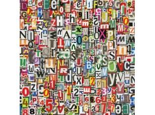 Фреска Буквы, арт. ID135562