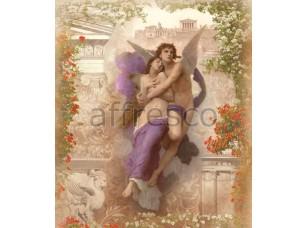 Фреска Романтика, в объятьях ангела | арт. 3340