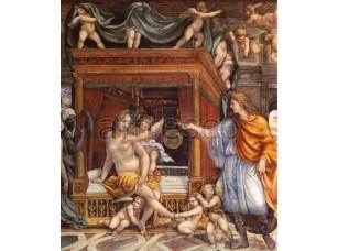 Фреска Классические сюжеты, мифологическая композиция | арт. 3052