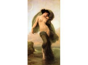 Фреска Классические сюжеты, женское тело | арт. 3394