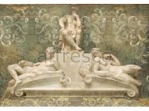 Фреска Классические сюжеты, античная скульптура | арт. 3387