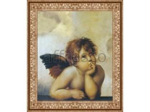Фреска Классические сюжеты, купидон Рафаэля | арт. 3215