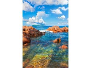 Фреска Отражение рифов, арт. ID11204