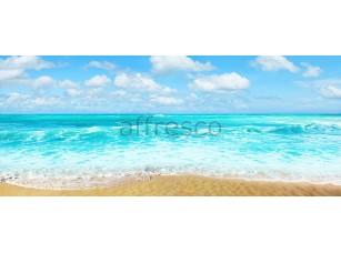 Фреска Морской прибой песок, арт. ID11085
