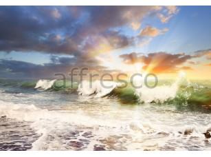 Фреска Морской шторм, арт. ID11224