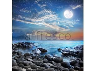 Фреска Закат на море, арт. ID11136
