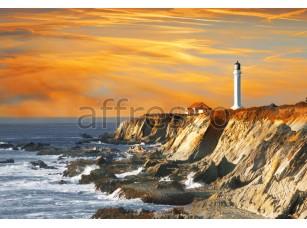 Фреска Скалистое побережье, арт. ID10985