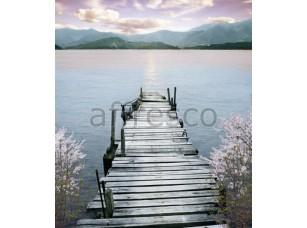 Фреска Пирс у озера, арт. ID11054