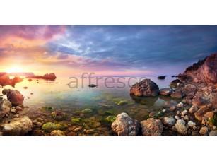 Фреска Морской закат, арт. ID11174