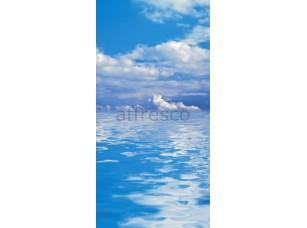 Фреска Облака море, арт. ID12884