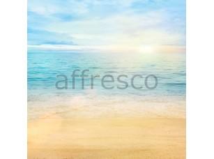 Фреска Солнечный песчаный берег, арт. ID12881