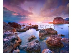 Фреска Рифы на закате, арт. ID11169