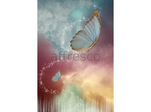 Фреска Бабочки фантазии, арт. ID13022