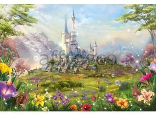Фреска Детские, замок оз | арт. 9688