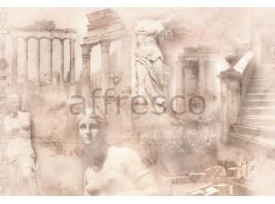 Фреска Классическая графика, римский сюжет | арт. 7096