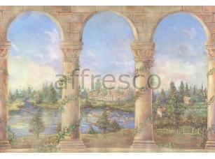 Фреска Арка с колоннами, арт. 4467